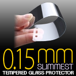 0.15mm Tempered Glass Screen Protector