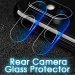 Rear Camera Tempered Glass Protector
