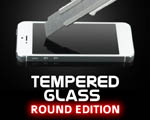 Tempered Glass Protected Rounded Edition