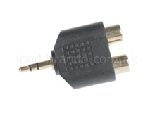3.5mm to RCA Adaptor