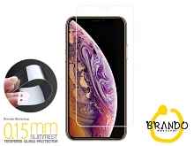 Brando Workshop 0.15mm Premium Tempered Glass Protector (iPhone XS Max (6.5))