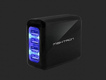 Maxtron MC161 4-in-1 Universal USB Travel Charger