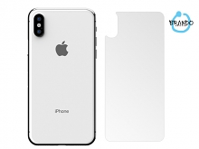 Brando Workshop Anti-Glare Screen Protector (iPhone XS (5.8) - Back Cover)