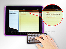 Slim Bluetooth Keyboard