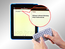 Mini Plam-Size Bluetooth Keyboard