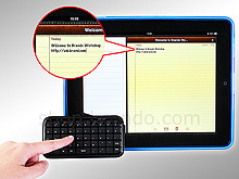 Mini Plam-Size Bluetooth Multimedia Keyboard