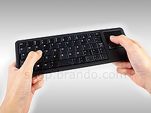 Super Tiny Bluetooth Keyboard with Touchpad