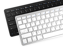 Super Slim Bluetooth Keyboard (K1280)