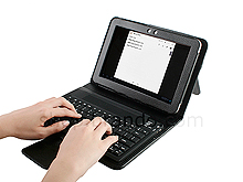 Samsung Galaxy Tab 8.9 Case with Bluetooth Keyboard