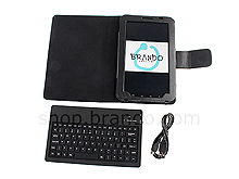 Samsung Galaxy Tab Reclosable Fastener Case with Bluetooth Keyboard