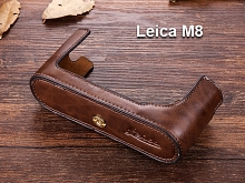 Leica M8 Half-Body Leather Case Base