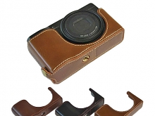 Ricoh GR III Half-Body Leather Case Base