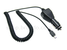 Brando Workshop Car Charger Cable for Mini-USB