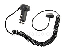 Brando Workshop Car Charger Cable for iPad 2 / iPhone 4
