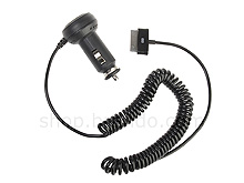 Brando Workshop Car Charger Cable for Samsung Galaxy Tab