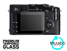 Brando Workshop Premium Tempered Glass Protector for Camera (FujiFilm XPro-1)