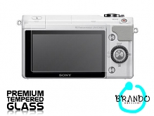Brando Workshop Premium Tempered Glass Protector for Camera (Sony Alpha NEX-3)