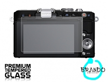 Brando Workshop Premium Tempered Glass Protector for Camera (Olympus PEN E-PL3)