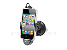 Audio Car Mount Charging Holder for iPhone 4/3G/3GS