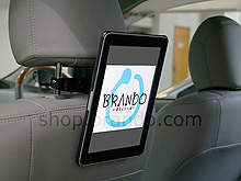 iPad Car Mount with Back Case