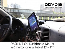 Ppyple DASH-NT Car Dashboard Mount for Smartphone & Tablet (5