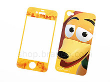 iPhone 4/4S Sticker Front/Rear Combo Set - Slinky Dog