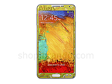 Samsung Galaxy Note 3 Front Screen Protector - Alien
