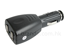 Dual USB Ports Car Adapter