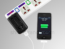 2-in-1 Universal Adapter for Mobile Charger
