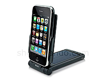 P-Flip Foldable Solar Power Dock for iPhone 3G/3GS/4