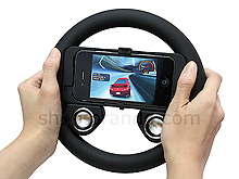 iPhone 4 Steering Wheel with Speaker