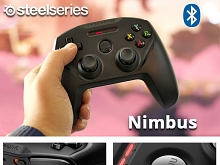SteelSeries Nimbus Bluetooth Gaming Controller