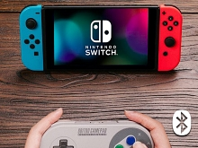 8Bitdo SFC30 Wireless Bluetooth Pro Game Controller