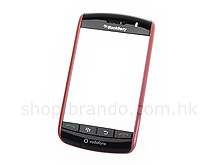 BlackBerry Storm 9500 Replacement Front Cover - Pink
