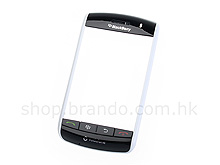 BlackBerry Storm 9500 Replacement Front Cover - White