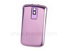 BlackBerry Bold 9000 Replacement Back Cover - Shiny Purple