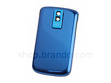 BlackBerry Bold 9000 Replacement Back Cover - Shiny Blue