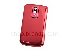 BlackBerry Bold 9000 Replacement Back Cover - Shiny Red