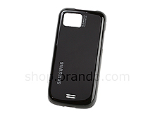 Samsung S8000 Jet Replacement Back Cover - Black