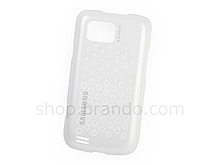 Samsung S5600 Preston Replacement Back Cover - White