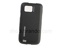 Samsung S5600 Preston Replacement Back Cover - Black