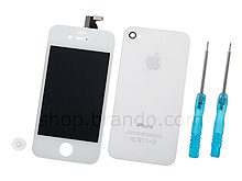 iPhone 4 Front & Rear Panel Set with Opening Tools