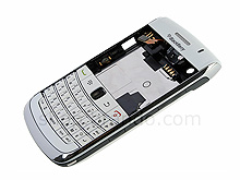 Blackberry Bold 9700 Replacement Housing with Small Parts - Pearl White