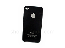 iPhone 4S Replacement Rear Panel - Black