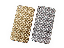 iPhone 4S Square Patterned Rear Panel