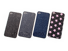 iPhone 4S Denim Rear Panel