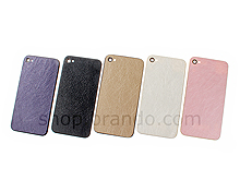 iPhone 4S Fine Leather Rear Panel