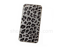 iPhone 4S Leopard Skin Rear Panel