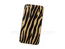 iPhone 4S Zebra-Stripe Rear Panel