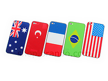 iPhone 4S National Flag Rear Panel II